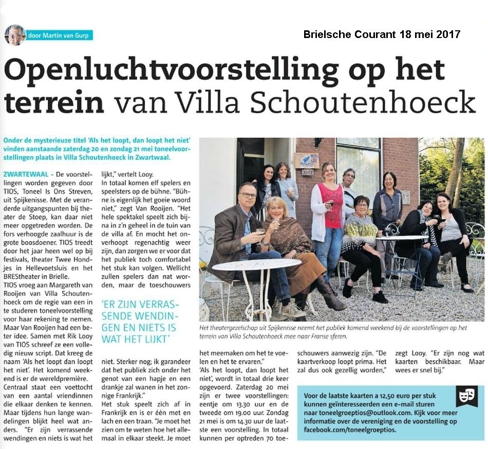 Brielsche Courant 17-5-2017