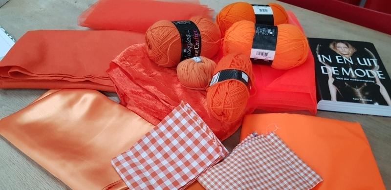 Oranje!